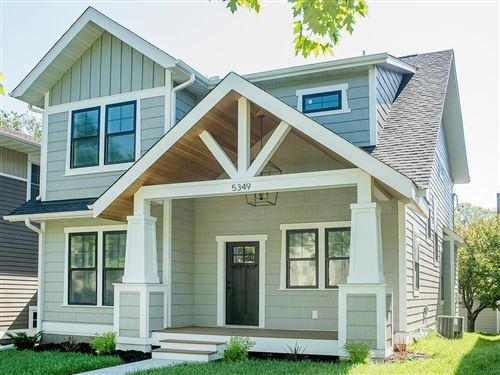 Photo of 5349 Drew Avenue S, Minneapolis, MN 55410 (MLS # 5700596)