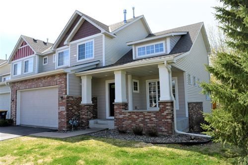 Photo of 21318 Hytrail Circle, Lakeville, MN 55044 (MLS # 5561602)