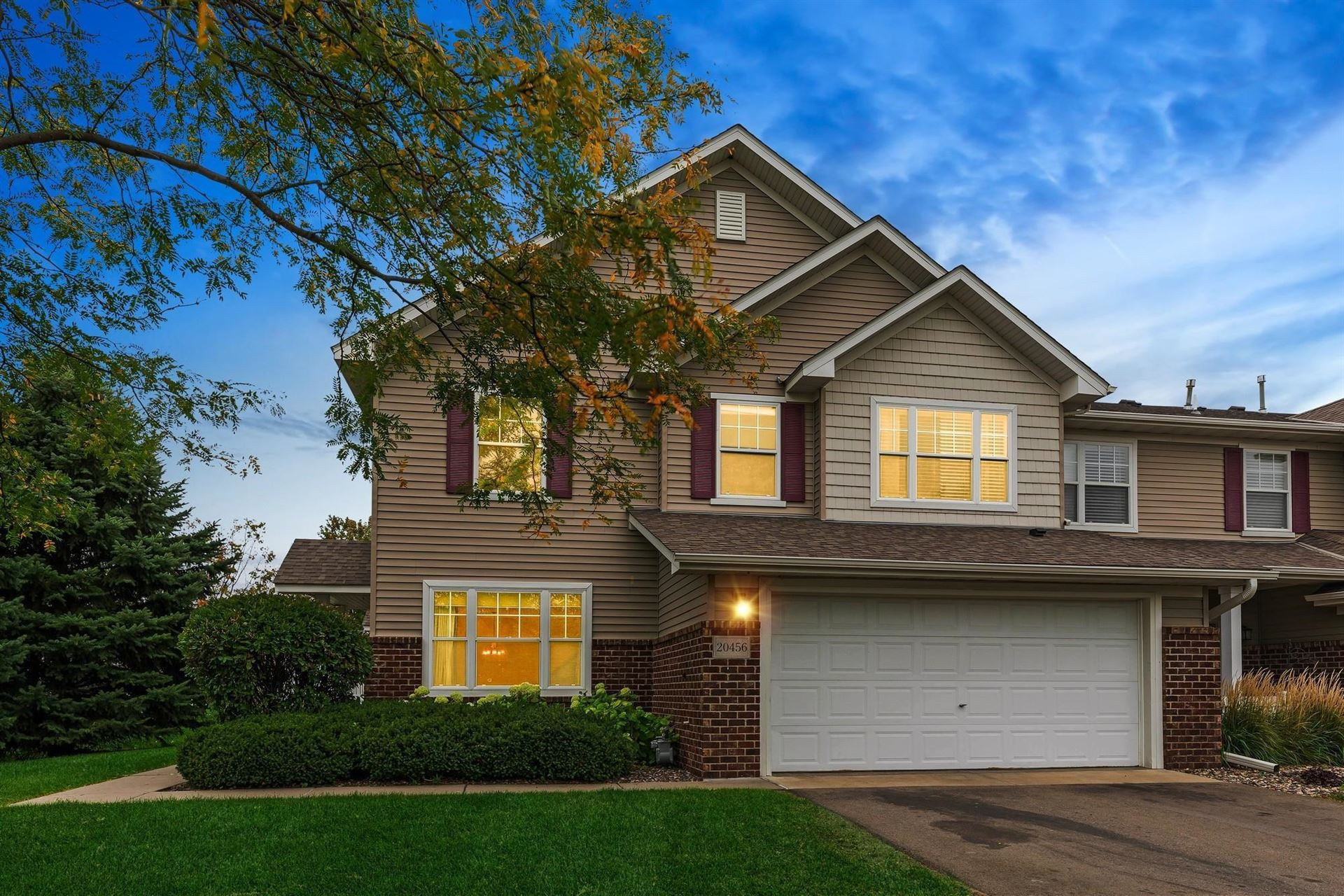 Photo of 20456 Kensfield Trail #1106, Lakeville, MN 55044 (MLS # 6017604)