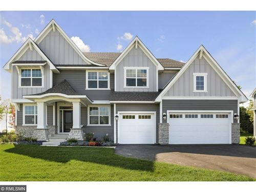 Photo of 9185 Eagle Ridge Road, Chanhassen, MN 55317 (MLS # 4789605)