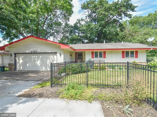 Photo of 4240 Lake Drive Avenue N, Robbinsdale, MN 55422 (MLS # 5632610)