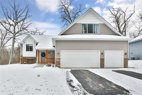 Photo of 9099 Grove Drive, Chisago City, MN 55013 (MLS # 5430634)