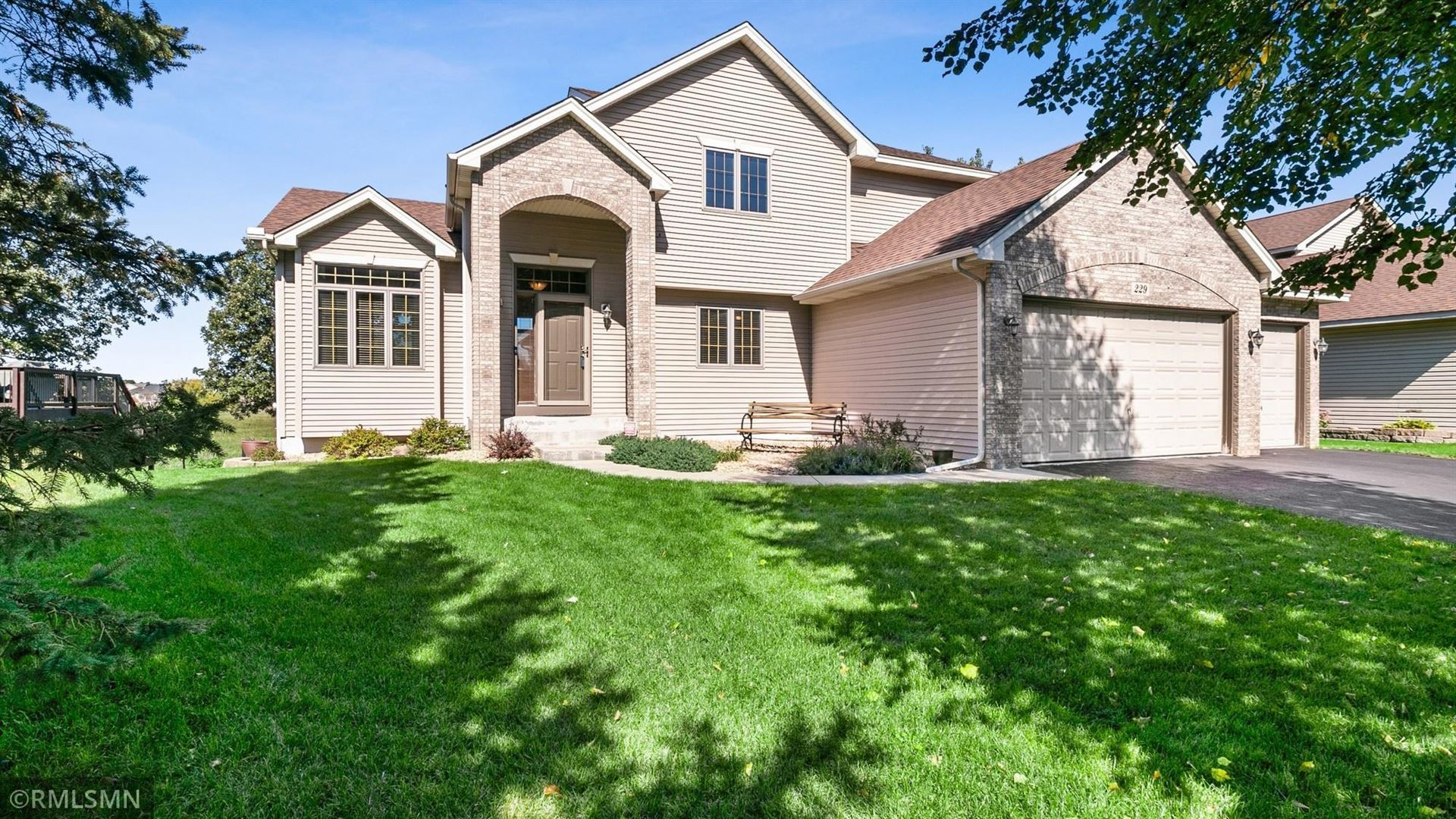 Photo of 229 141st Avenue NW, Andover, MN 55304 (MLS # 6103637)