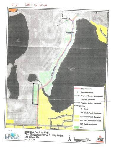 Photo of XXX W Shadow Lake Drive, Lino Lakes, MN 55014 (MLS # 5429641)