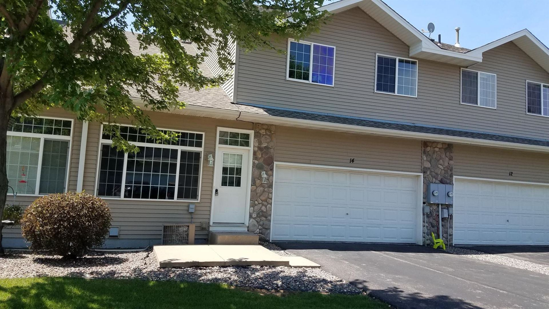 5420 144th Way NW #14, Ramsey, MN 55303 - MLS#: 5620641