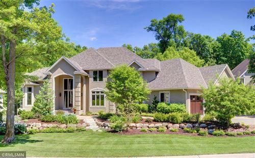 Photo of 8687 Big Woods Lane, Eden Prairie, MN 55347 (MLS # 5714643)