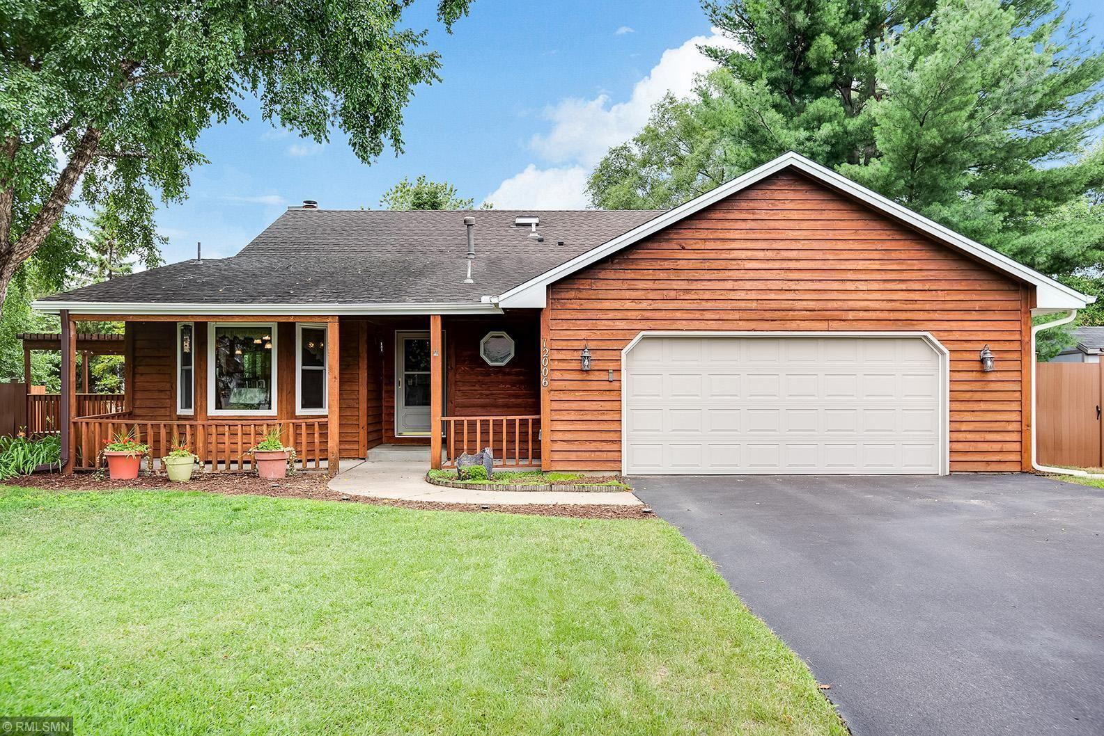 12006 Blackfoot Street NW, Coon Rapids, MN 55433 - MLS#: 5628655