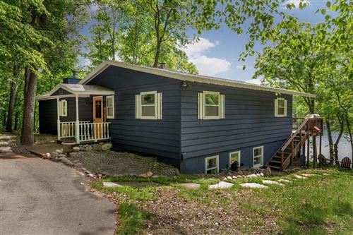 Photo of 33632 Ossawinnamakee Heights, Pequot Lakes, MN 56472 (MLS # 5671656)
