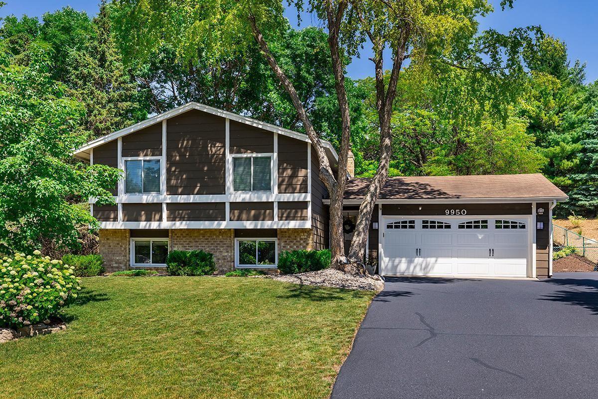 Photo of 9950 Buckingham Drive, Eden Prairie, MN 55347 (MLS # 5768659)