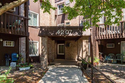 Photo of 4207 Lakeside Avenue N #323, Brooklyn Center, MN 55429 (MLS # 6100669)