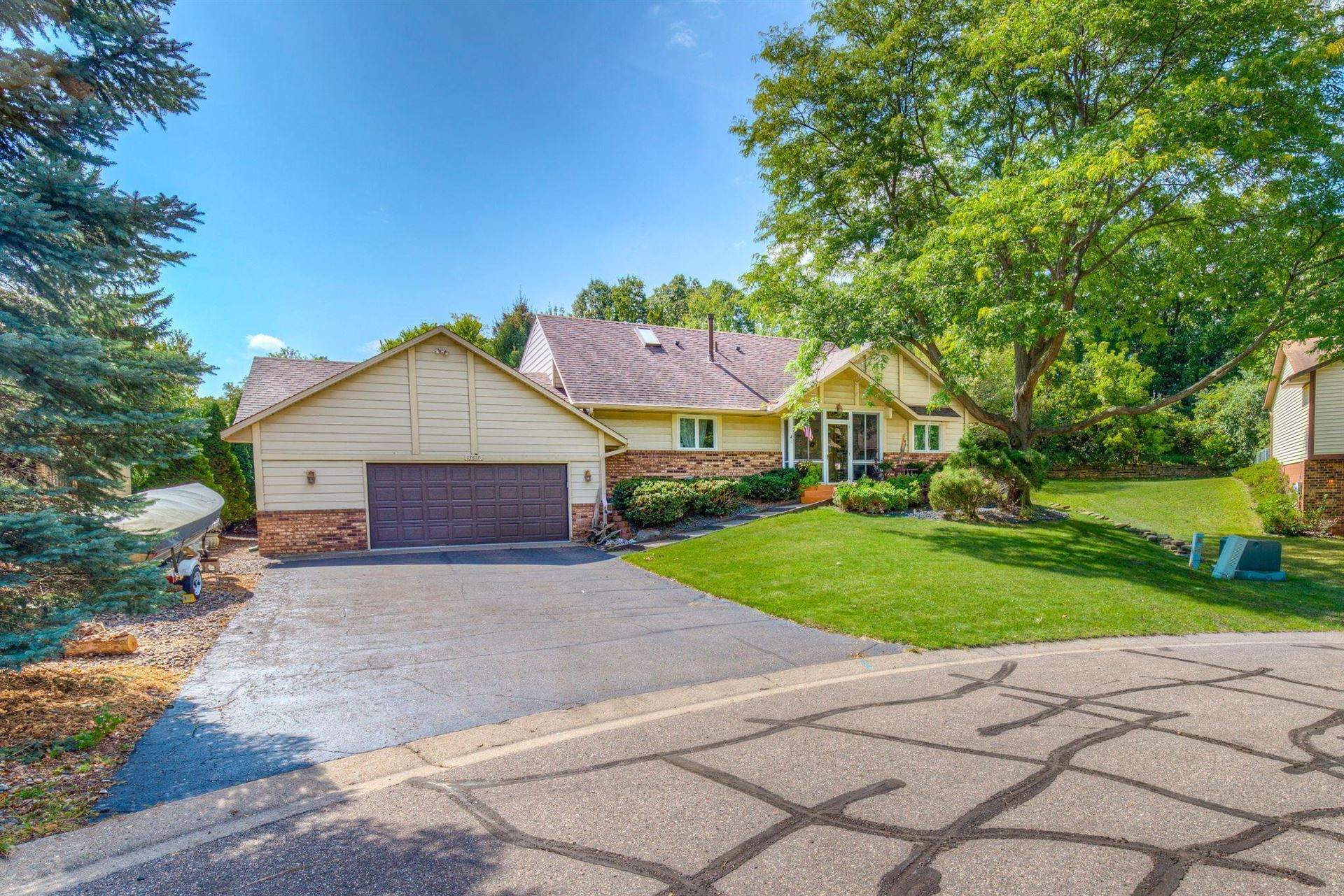 Photo of 13617 Harwell Court, Apple Valley, MN 55124 (MLS # 5741669)