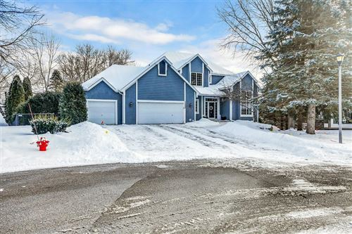 Photo of 13330 Greenwich Court, Apple Valley, MN 55124 (MLS # 5429673)