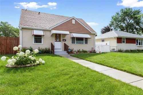Photo of 4914 Sheridan Avenue N, Minneapolis, MN 55430 (MLS # 5617675)