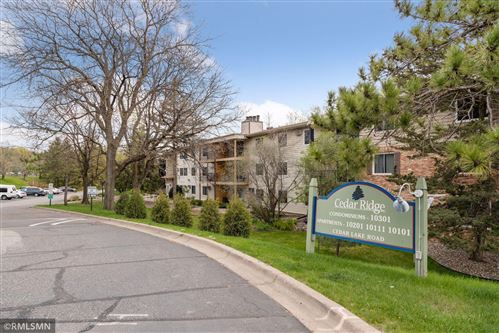 Photo of 10301 Cedar Lake Road #312, Minnetonka, MN 55305 (MLS # 5749678)