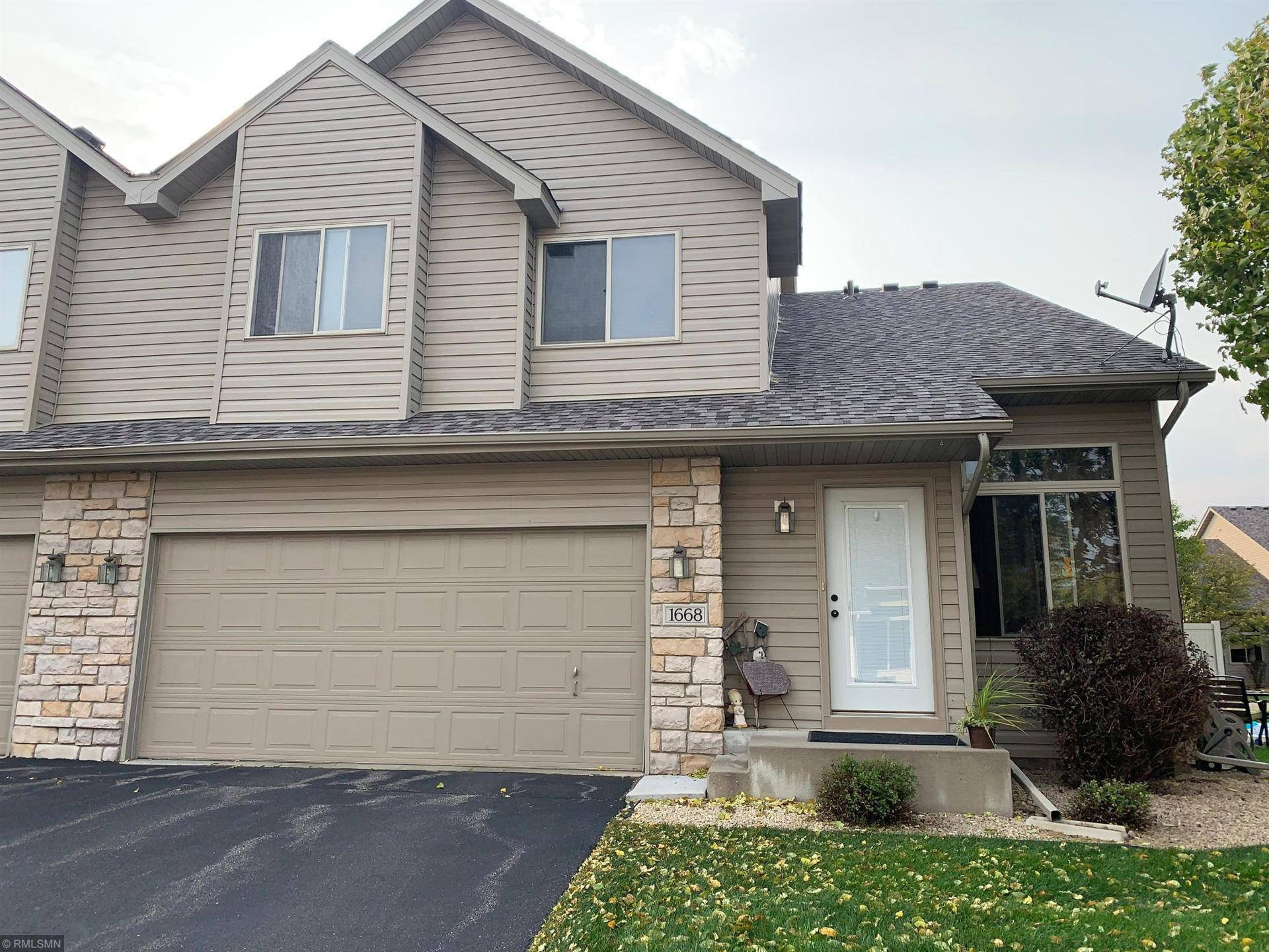 1668 Lexington Lane, Shakopee, MN 55379 - MLS#: 5674685