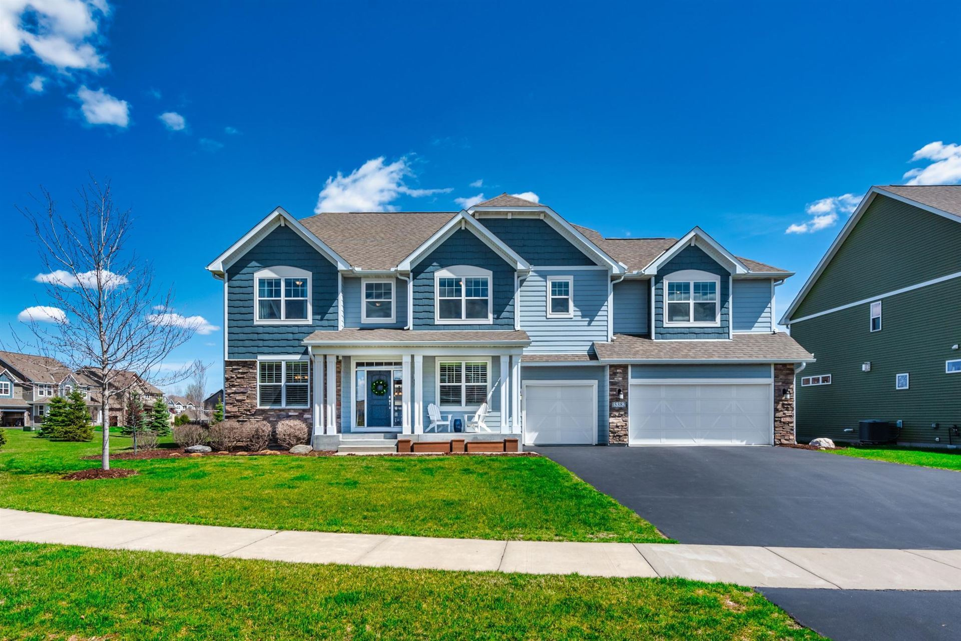 Photo of 15382 Eagle Bay Way, Apple Valley, MN 55124 (MLS # 5724692)