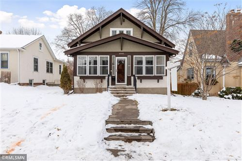 Photo of 4908 Zenith Avenue S, Minneapolis, MN 55410 (MLS # 5697694)