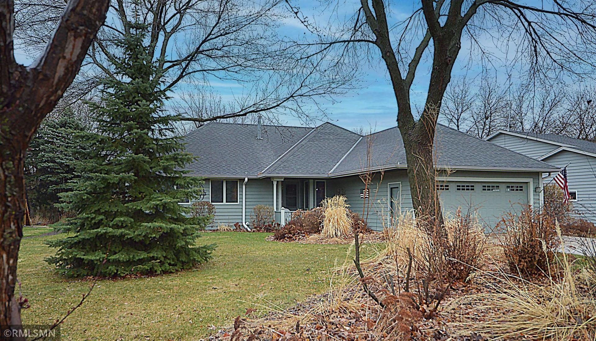 1528 Prairie Hill Road, Saint Cloud, MN 56301 - #: 5735695