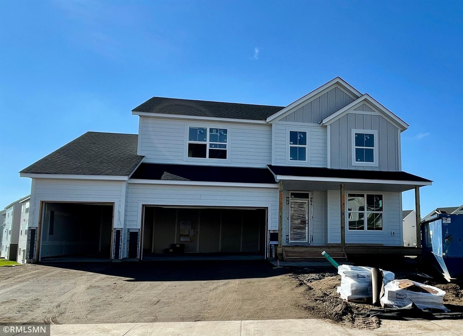 Photo of 8700 152nd Avenue NW, Ramsey, MN 55303 (MLS # 6103697)
