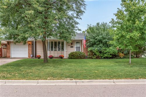 Photo of 3106 Thurber Road, Brooklyn Center, MN 55429 (MLS # 5653707)