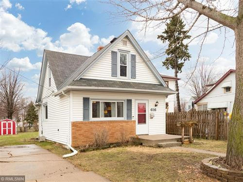 Photo of 616 Nebraska Avenue E, Saint Paul, MN 55130 (MLS # 5548712)