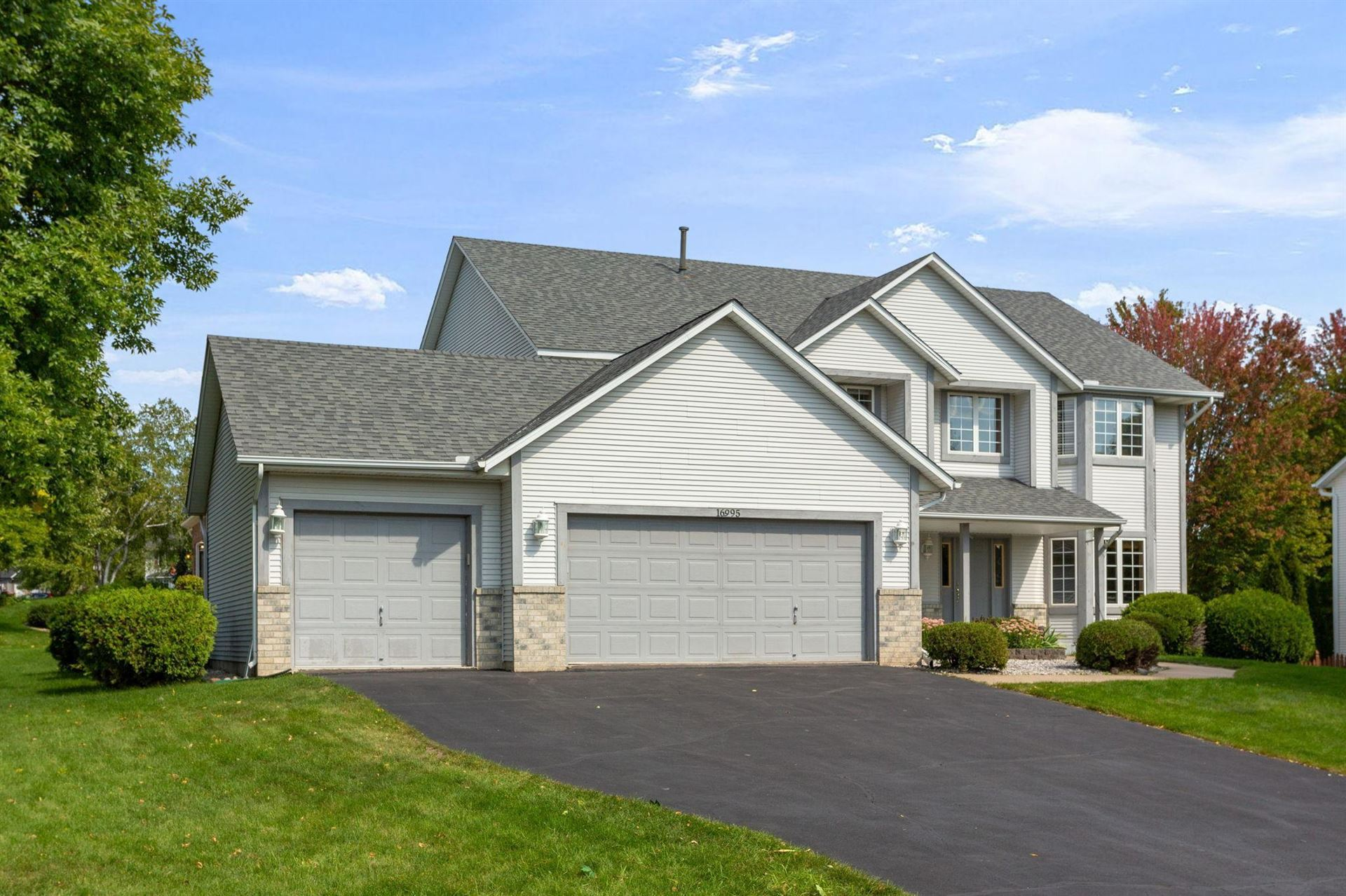 Photo of 16995 Hubbard Trail, Lakeville, MN 55044 (MLS # 6100721)