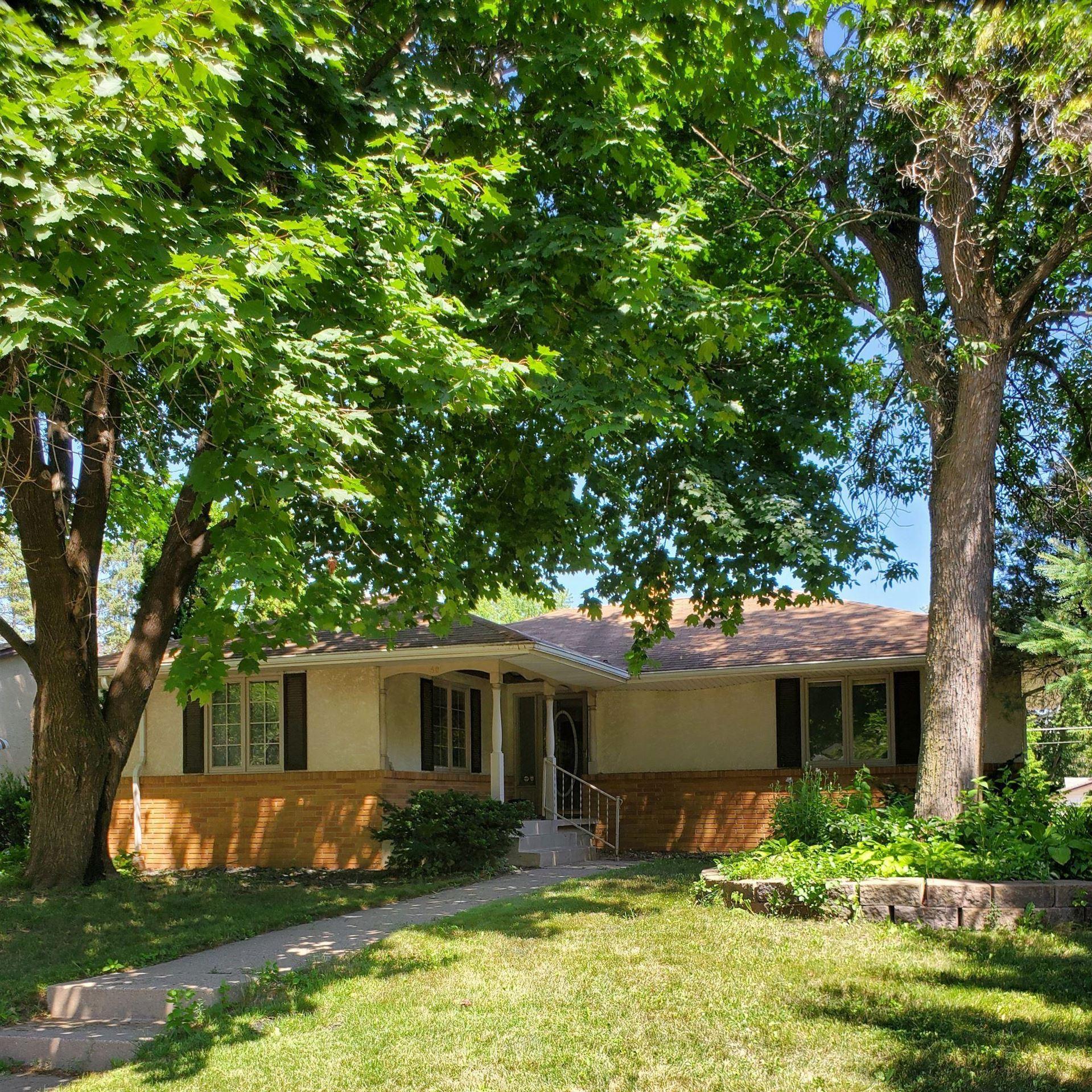 48 white bear Avenue N, Saint Paul, MN 55106 - #: 5621739