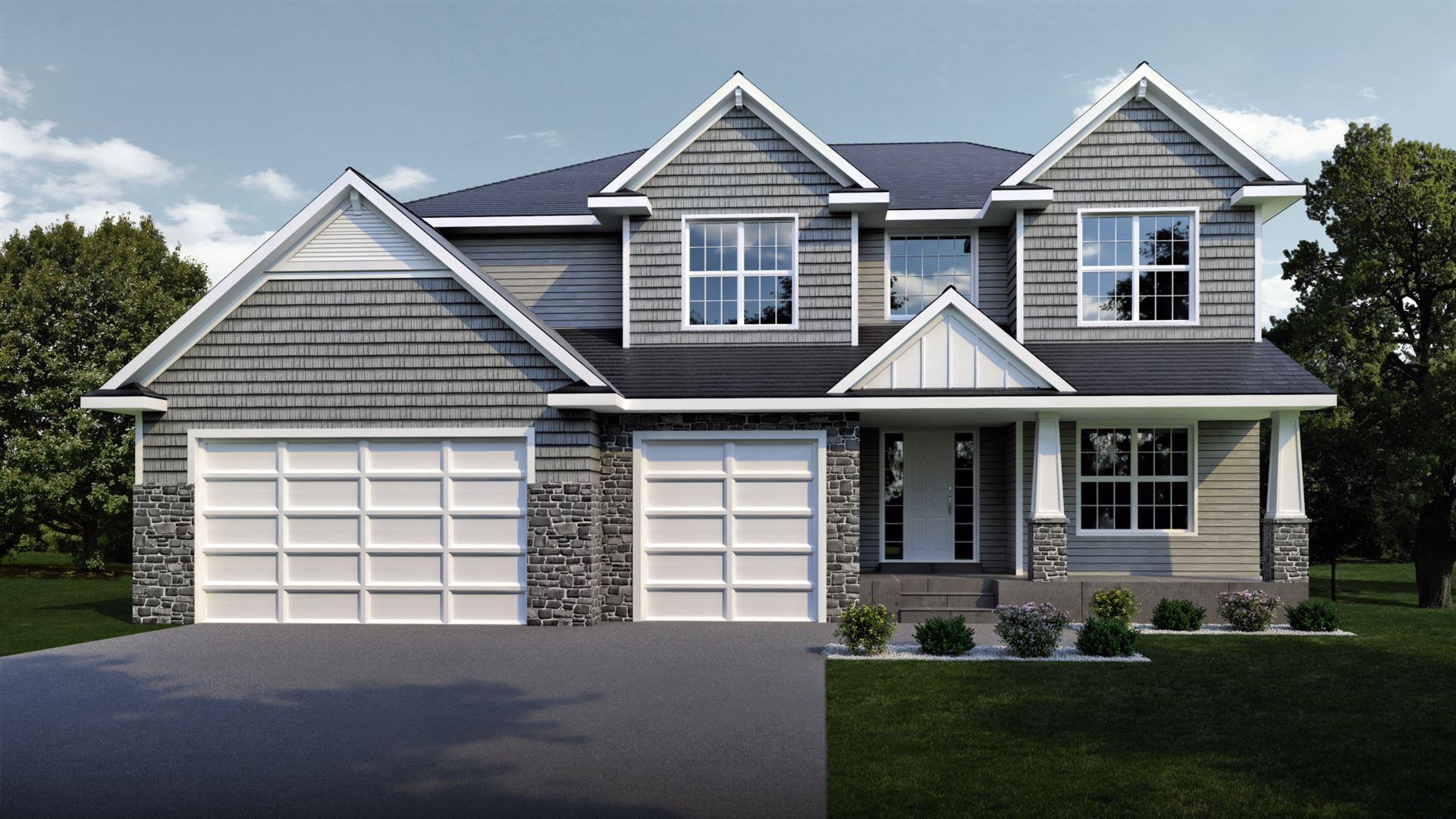 Photo of 8405 186th St W W, Lakeville, MN 55044 (MLS # 6101744)