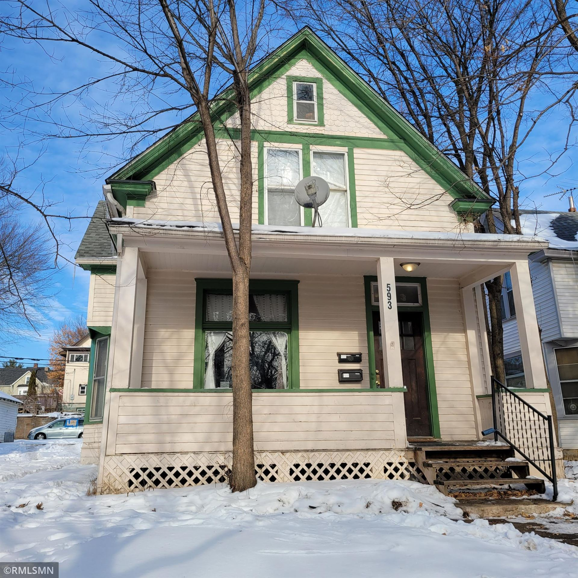 593 Cook Avenue E, Saint Paul, MN 55130 - MLS#: 5696758