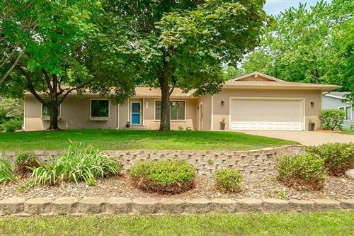 Photo of 1085 Lake Beach Drive, Shoreview, MN 55126 (MLS # 5619759)