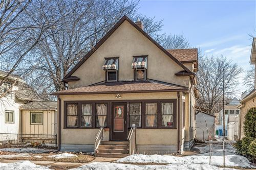 Photo of 2635 Randolph Street NE, Minneapolis, MN 55418 (MLS # 5716765)