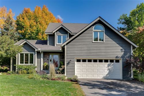 Photo of 15461 Village Woods Drive, Eden Prairie, MN 55347 (MLS # 5657779)