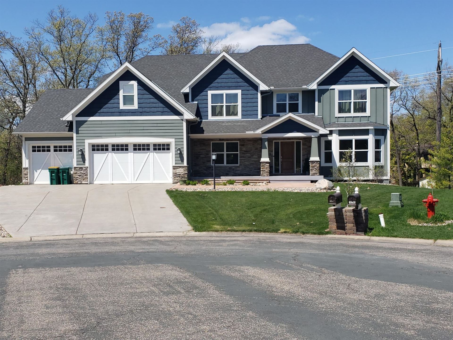 Photo of 10301 176th Street W, Lakeville, MN 55044 (MLS # 6101785)