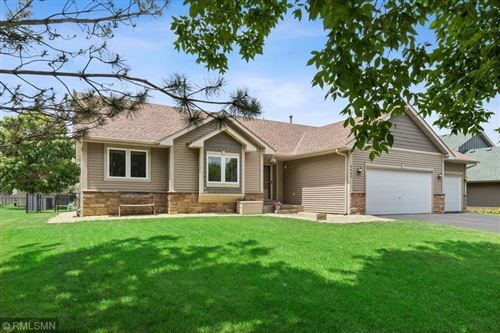 Photo of 6665 Clearwater Creek Drive, Lino Lakes, MN 55038 (MLS # 5616791)