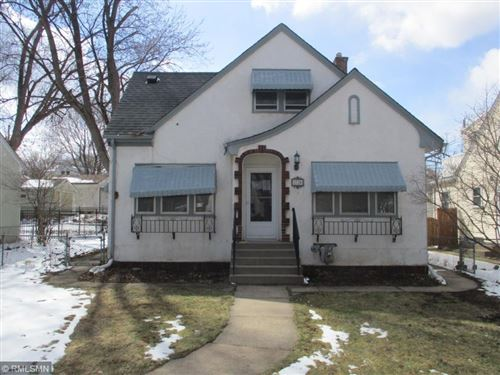 Photo of 2726 Benjamin Street NE, Minneapolis, MN 55418 (MLS # 5552807)