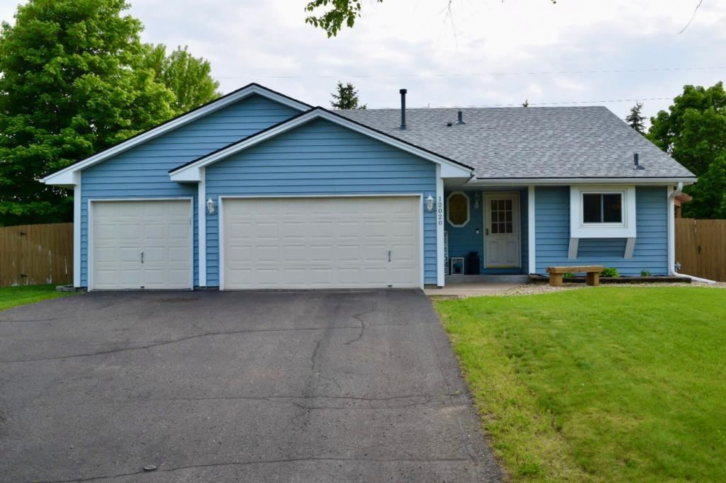 12020 Jonquil Street NW, Coon Rapids, MN 55433 - #: 5571815