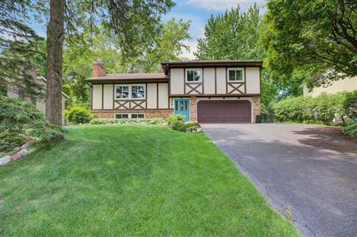 Photo of 4491 Bramblewood Avenue, Vadnais Heights, MN 55127 (MLS # 5557817)