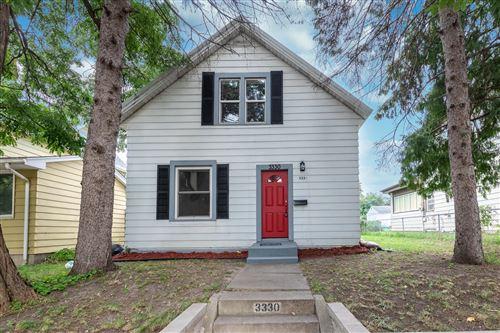Photo of 3330 Thomas Avenue N, Minneapolis, MN 55412 (MLS # 5688821)