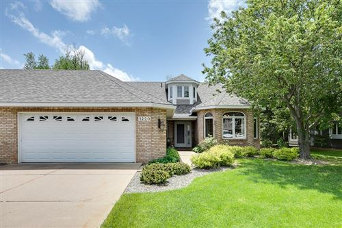 Photo of 1220 Silverthorn Court, Shoreview, MN 55126 (MLS # 5570823)