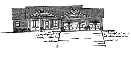 Photo of 5341 389th Trail, North Branch, MN 55056 (MLS # 5713825)