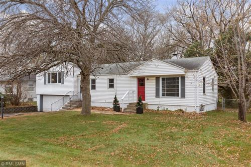 Photo of 8432 Monroe Street NE, Spring Lake Park, MN 55432 (MLS # 5333830)