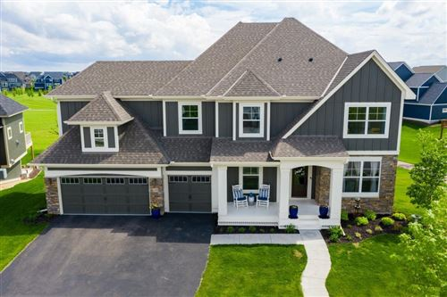 Photo of 4788 165th Street W, Lakeville, MN 55044 (MLS # 5569832)