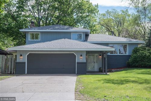 Photo of 11407 Kerry Street NW, Coon Rapids, MN 55433 (MLS # 5567833)