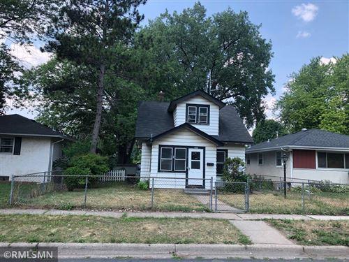 Photo of 4004 2nd Street NE, Columbia Heights, MN 55421 (MLS # 6026843)