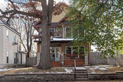 Photo of 1551 Hillside Avenue N, Minneapolis, MN 55411 (MLS # 5676845)