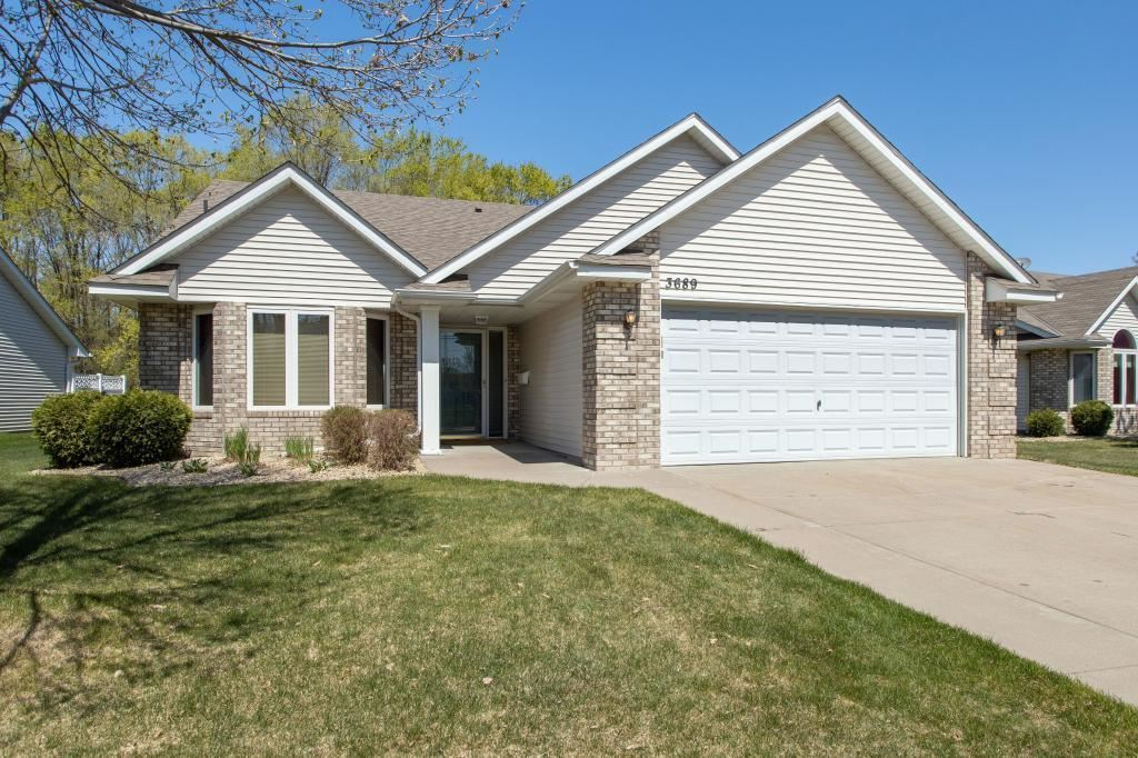 3689 122nd Circle NW, Coon Rapids, MN 55433 - #: 5564854