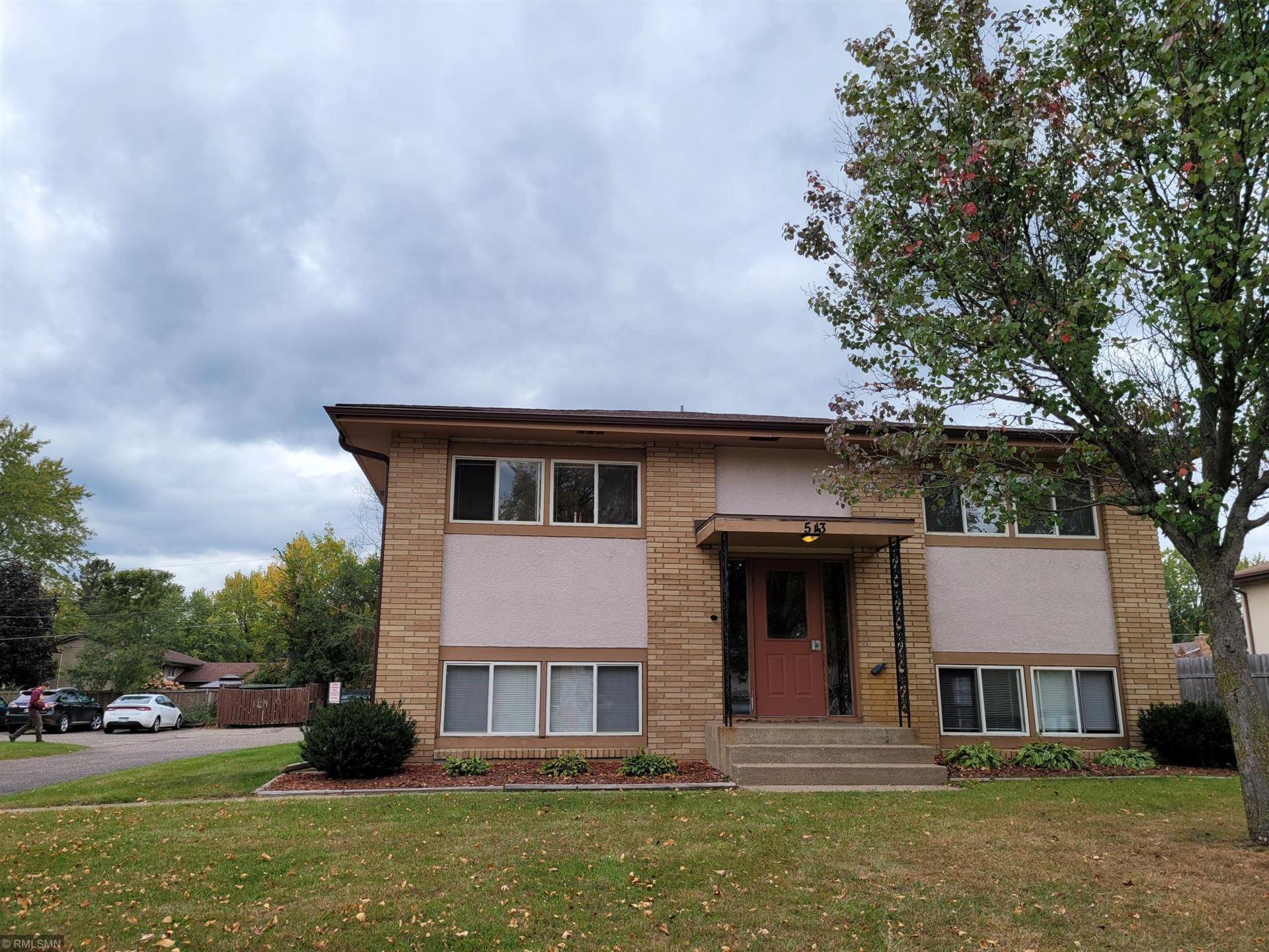 543 78th Avenue NE, Spring Lake Park, MN 55432 - MLS#: 5668864