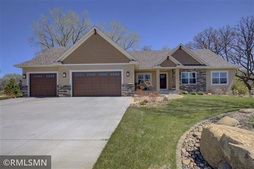 Photo of 24606 Harvest Meadows Court, Lakeville, MN 55044 (MLS # 5750867)