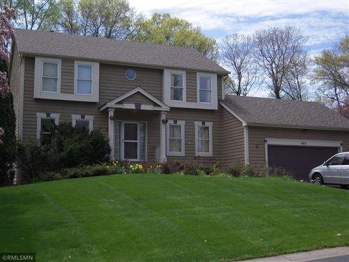 Photo of 668 Brentwood Lane, Eagan, MN 55123 (MLS # 5753877)