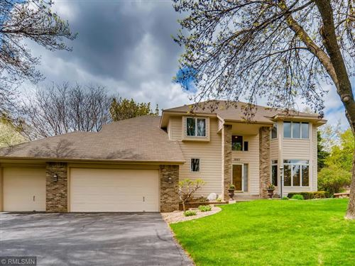 Photo of 3667 Woodland Trail, Eagan, MN 55123 (MLS # 5564884)
